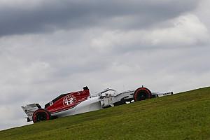 90 kört tesztelt a női pilóta az F1-es Sauberrel Fioranóban