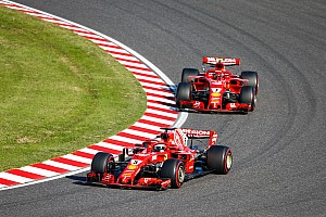Massa: Ferrari struggling to cope with pressure