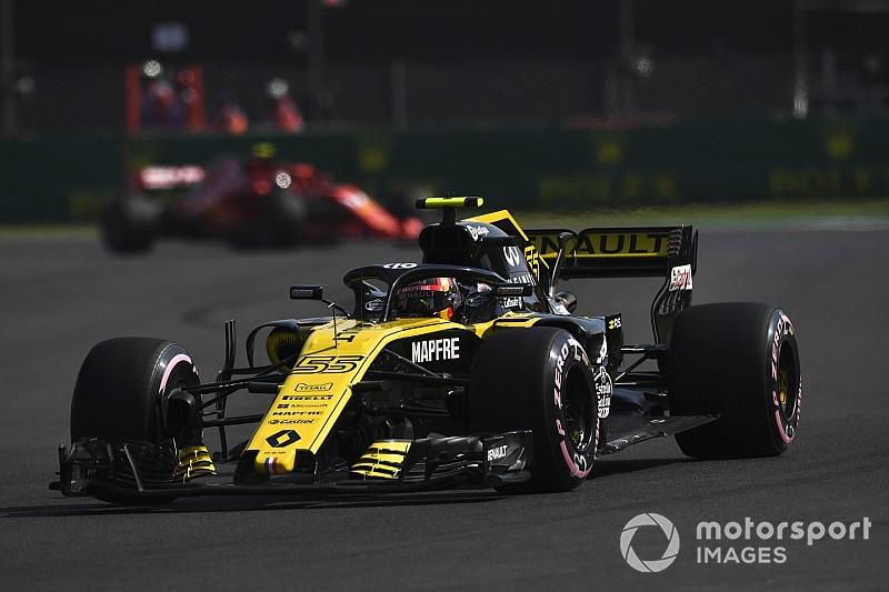 Renault показала хороші результати у тренуваннях «через проблеми Ferrari і Mercedes»