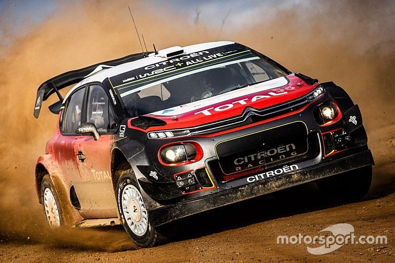 Ogier convinced of Citroen's potential after comeback test