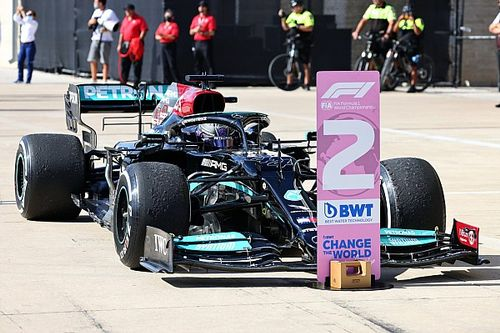 The positives Mercedes sees in Austin F1 loss