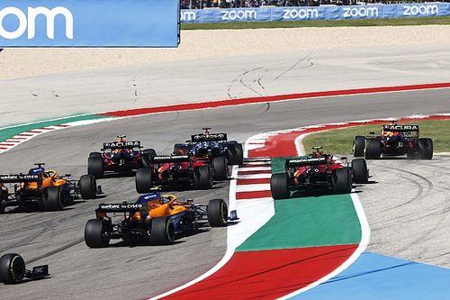 """""""Egyedül Norrisnak köszönhető, hogy a McLarenek és a Ferrarik nem ütötték ki egymást"""""""