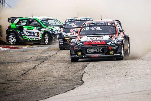 Тактика принесла Гронхольму победу на этапе WRX в Португалии