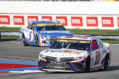 "Hamlin: NASCAR needs an ""F1-style approach"" to race weekends"
