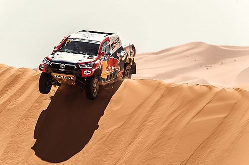 Al Attiyah reina en Marruecos; Quintanilla gana en motos y Walkner, campeón del mundo