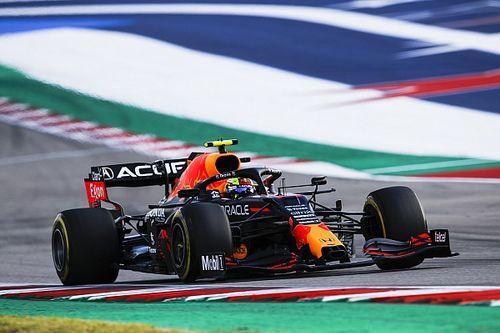 Amerika GP: Üçüncü antrenmanda Perez en hızlısı, Hamilton altıncı