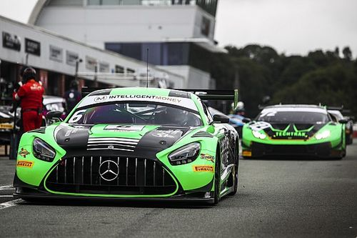 The Lamborghini teams plotting to stop a RAM raid on British GT