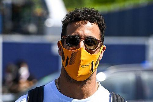 Ricciardo: ''Üzerinde çalışmamız gereken şeyler var ancak gelişim gösterdik''