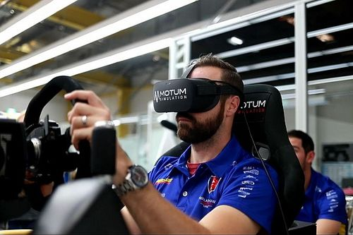 Walkinshaw Supercars squad adds simulator programme
