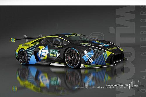 Lamborghini Dukung T3 Motorsport Ramaikan DTM 2021