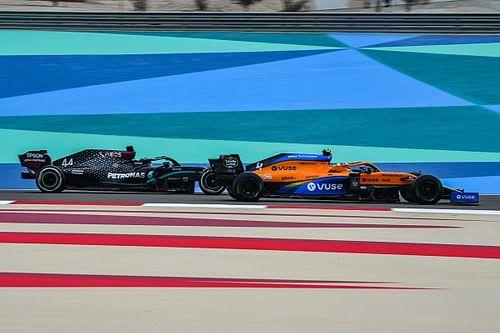 Kwalificatieduels F1: Stand na kwalificatie Grand Prix van Bahrein