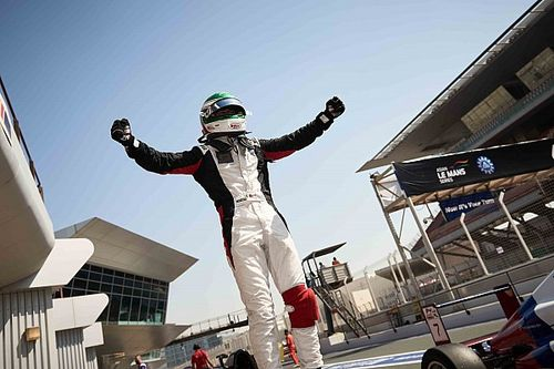 El hijo de un ex compañero de Alonso, campeón en Fórmula 4