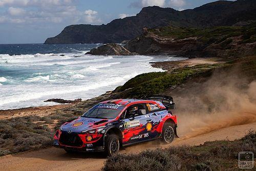 WRC 2021: orari e speciali del Rally Italia Sardegna