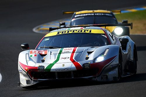 24h Le Mans: Warm-Up bagnato a Toyota e Ferrari