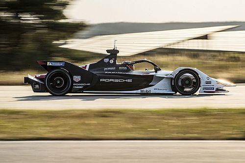 Wehrlein, Porsche ile ilk Formula E testini tamamladı