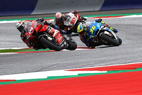 Dovizioso pressent que Mir sera difficile à battre au championnat