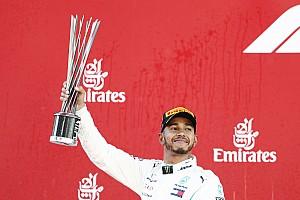 Fórmula 1 Crónica de Carrera Hamilton no tuvo rival en España y Pérez en 9°