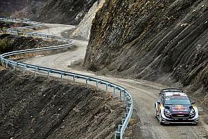 WRC Etappeverslag WRC Monte Carlo: Ogier houdt halve minuut voorsprong over