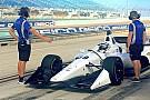 IndyCar Carlin a fait ses premiers essais