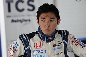 中嶋大祐、今季のSF参戦を辞退「気持ちを維持できなくなった」