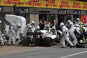 Formula 1 Special feature The pursuit of the perfect F1 pitstop
