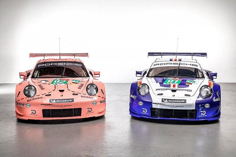 Porsche поверне ретро лівреї у Ле-Ман