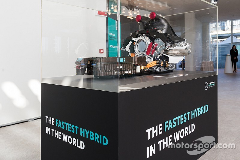 "Wolff: ""Motori 2021? Mandata la nostra proposta a Liberty e FIA"""