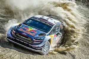 WRC Prova speciale Messico, PS14: Loeb fora e scivola 5°. Ogier nuovo leader della gara!
