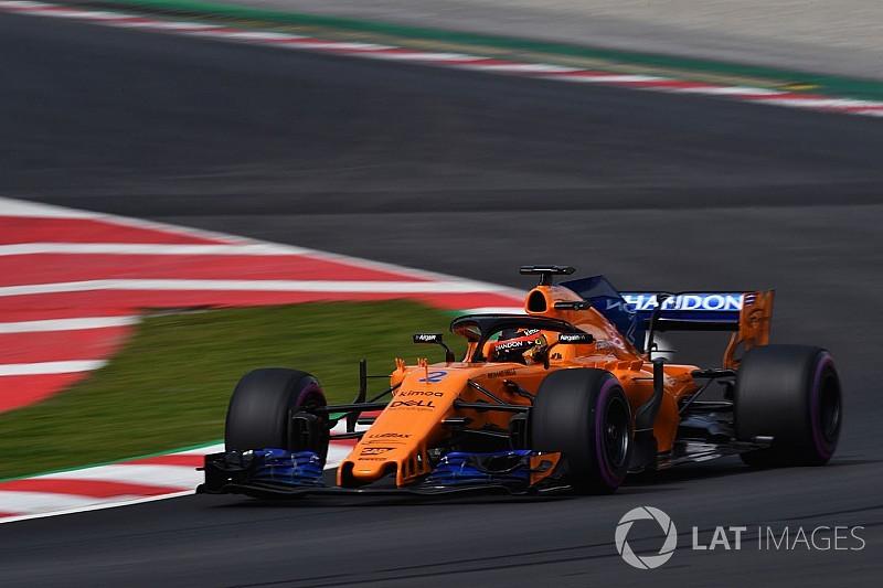 McLaren пообещала привезти в Барселону «настоящую» машину 2018 года