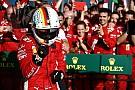 Сход Haas помог Феттелю выиграть Гран При Австралии
