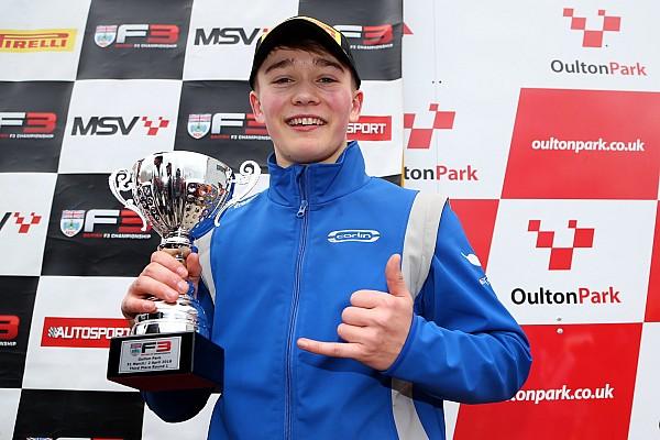 BF3 ¡Monger logra un podio en su vuelta a la competición!