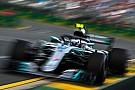 Mercedes explique son utilisation des modes moteur en F1