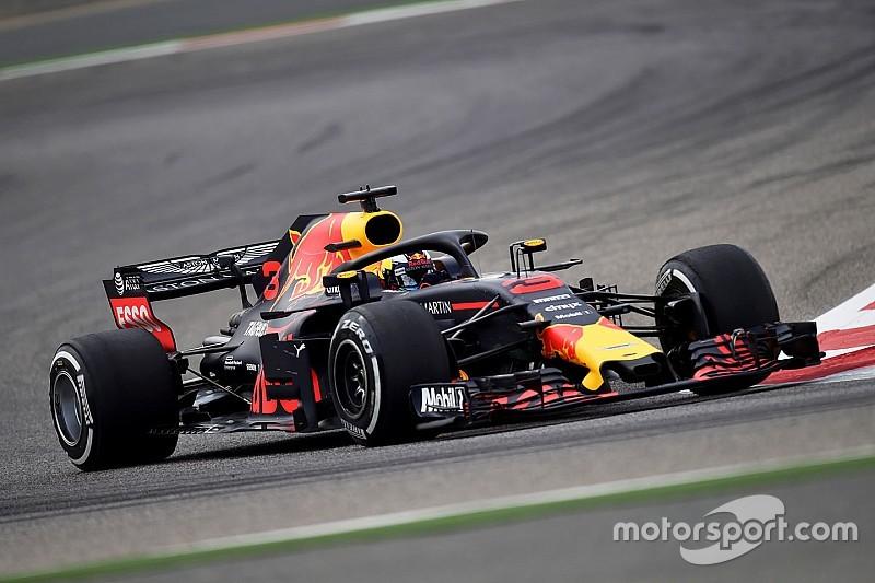 FP1 GP Bahrain: Ricciardo tercepat, Verstappen mogok