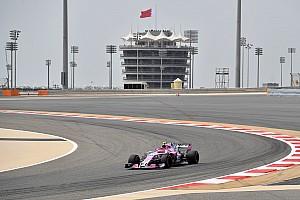 Формула 1 Livefeed Текстова трансляція другої практики Гран Прі Бахрейну