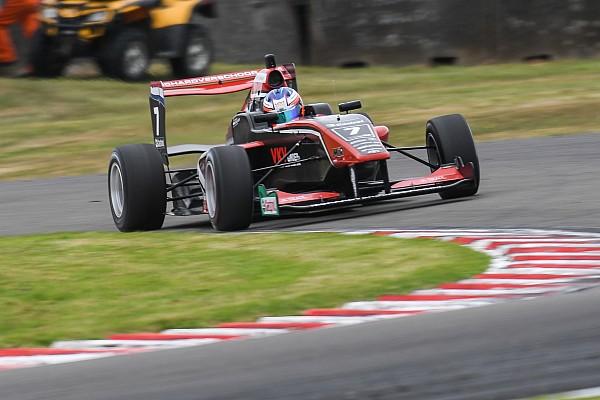 Formulewagens: overig Raceverslag Verschoor wint New Zealand Grand Prix maar loopt titel nipt mis