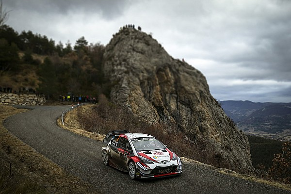 Toyota confía en luchar por el título del WRC 2018