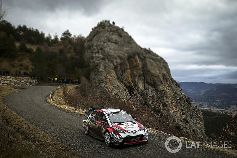 WRC開幕戦で自信を深めたマキネン「アウェイで最高の結果を出せた」