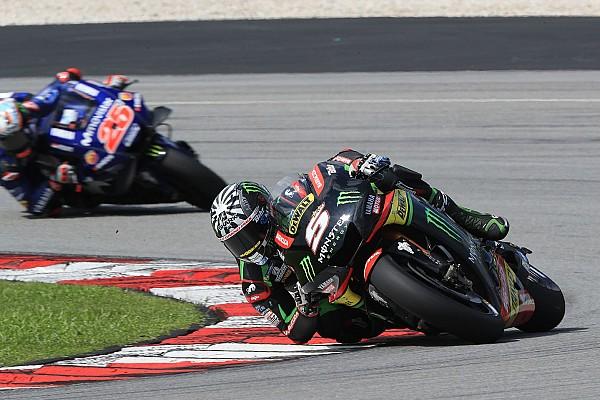 MotoGP Zarco a 2016-os Yamaha-vázat használja a thai teszten