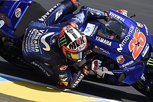 MotoGP Motorsport.com hírek A gyári Yamaha elfogy a melegben