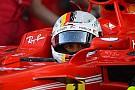 Formula 1 Vettel: