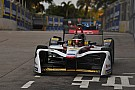 فورمولا إي فورمولا إي: آبت يرث الفوز بعد انزلاق مورتارا في السباق الثاني في هونغ كونغ