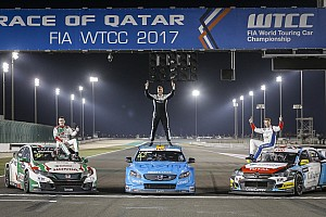 WTCC Motorsport.com hírek Egészen zseniális videóval búcsúzik a WTCC...saját magától