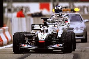 Formule 1 Diaporama Quand les F1 se transforment en taxis