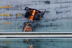 F1 Noticias de última hora El McLaren MCL33 fue visto antes de su presentación