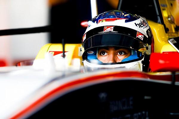 Alesi prolonge chez Trident pour une 3e saison en GP3