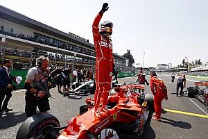 Fórmula 1 Artículo especial Las 50 pole position de Sebastian Vettel en Fórmula 1