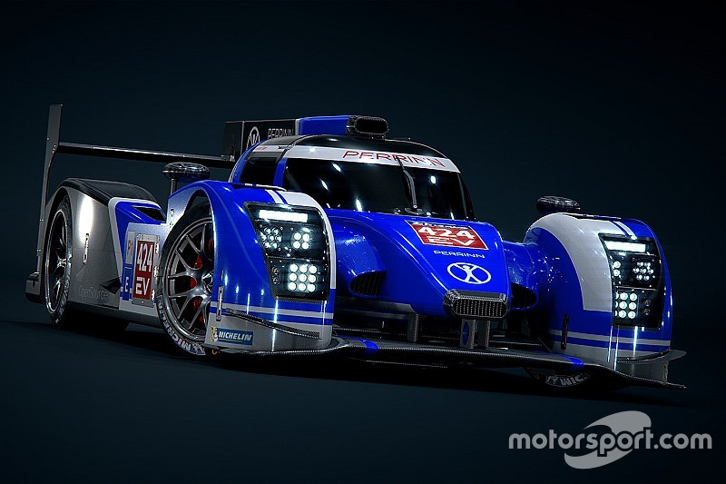 Perrinn desenvolve carro elétrico para Le Mans
