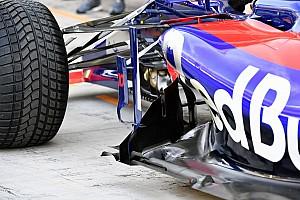 Elhúz az egyenesben a Toro Rosso-Honda