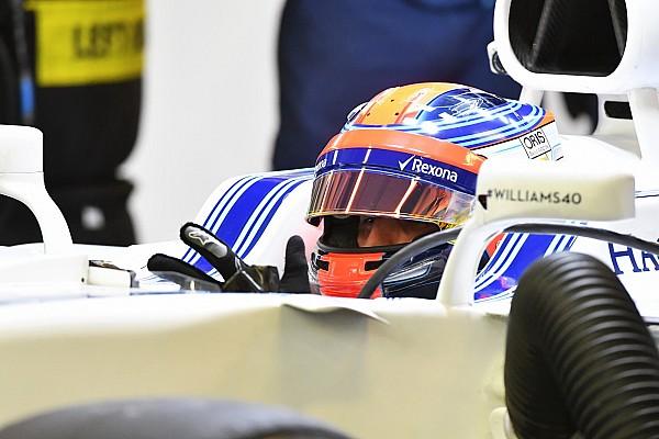 Williams über Kubica: