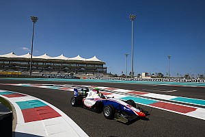 GP3 Race report Abu Dhabi GP3: Boccolacci gets maiden win in season finale